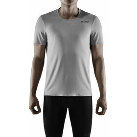 cep SS Run Shirt Men, grey